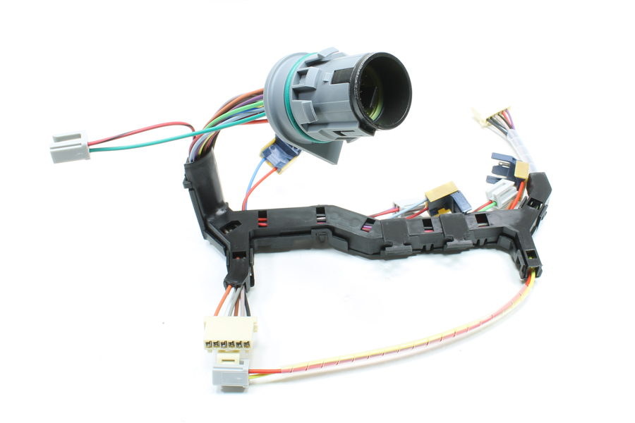 internal wire harness 7 solenoid type 20-pin main connector - gm truck